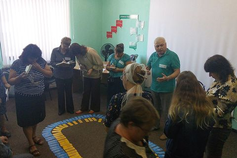 Kharkiv Regional Center for Social Services for Family and Youth invited Peace Engineers